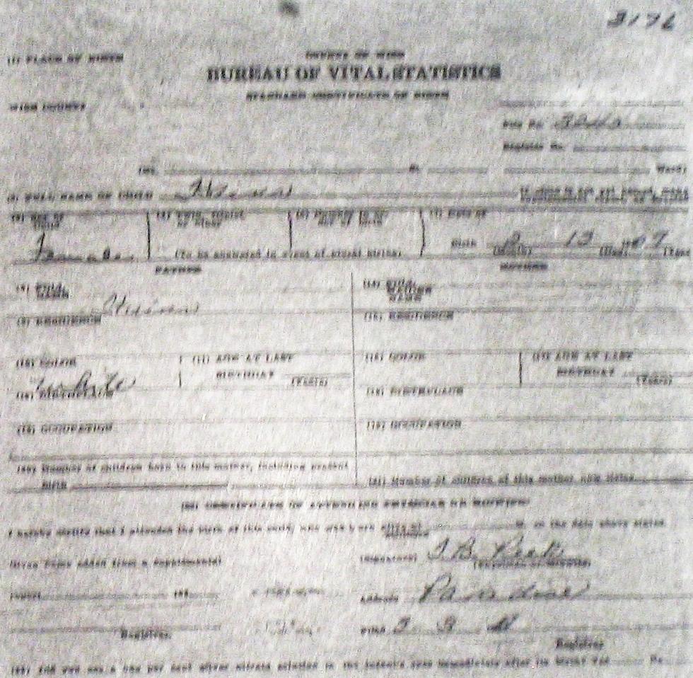 Wise county birth certificates 1900 1930s last names h q hains blank m 51807 blank blank blank blank birthcert 3343g halbrooks blank m 91917 addol elizabeth rhotam springtown aiddatafo Gallery